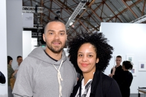 Jesse Williams fights back at estranged wife's request for more money