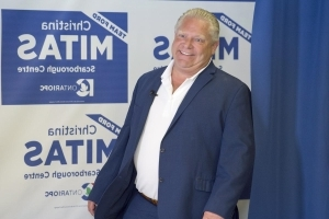 Renata Ford's lawsuit promises to dominate Ontario's penultimate campaign day