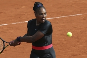 Serena provides positive injury update following French Open withdrawal