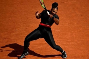 Serena receives 'super exciting' news about chest injury