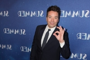 Standing Ovations für US-Moderator Jimmy Fallon