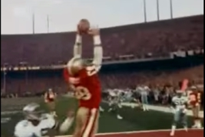Watch: 49ers remember Dwight Clark's 'The Catch'