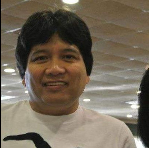 a person posing for the camera: Eduardo Balaquit's family last heard from him on Monday at around 6 p.m., his son says.