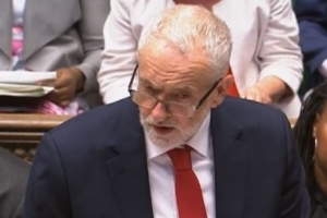 Corbyn: 'More Brexit delays than Northern Rail'