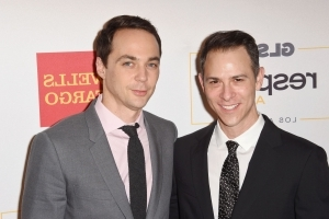 Jim Parsons Tells Ellen DeGeneres Why Being In A Gay Couple Is 'Weird' At His Age