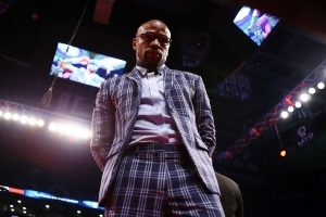 Mayweather heads Forbes money list, but no women in top 100