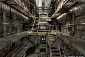 Powerless: Inside a haunting abandoned German coal power plant that fell victim to the end of Communism