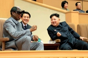 Rodman will reportedly be in Singapore during the Trump-Kim summit, might play role