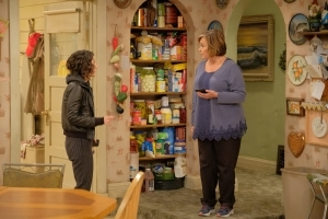 'Roseanne': After Pitch Meeting, Producers Await ABC Decision on Sara Gilbert Spinoff