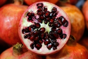 Tainted pomegranate kills Australian woman