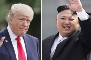 Trump and North Korean leader Kim Jong Un to meet at luxury resort on Singapore's Sentosa Island