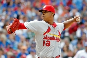 Alex Reyes injury update: Cardinals' top prospect out 6 months with torn lat tendon