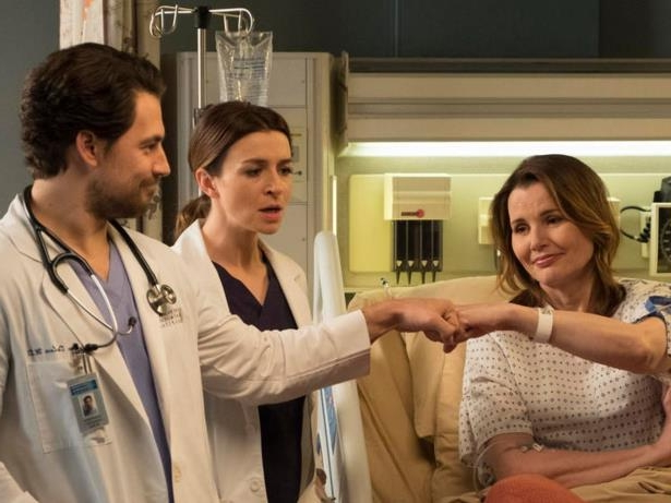 Audience TV : Grey's Anatomy (TF1), petit leader devant Maman a tort (France 2)