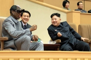 Dennis Rodman might go to Singapore. Here's the story of his friendship with Kim Jong Un.