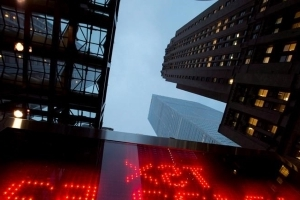Energy stocks help push up Toronto index