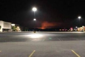 Gas line explosion rocks northern W.Va., sends flames high in air