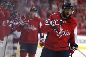 Hard pass: Smith-Pelly will skip White House visit if Caps win Cup