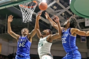 Players 'weren't able to show all their strengths' at Duke, Wendell Carter Jr. says.