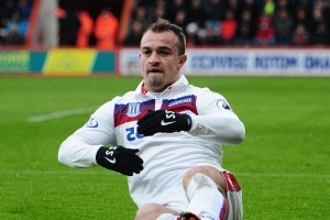 Stoke keen for quick Shaqiri sale amid Liverpool links