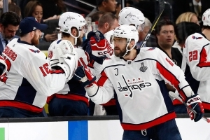Alex Ovechkin wins Conn Smythe Trophy as Capitals claim Stanley Cup