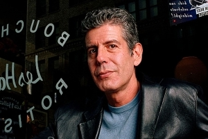 Anthony Bourdain's Best Quotes About Life, Travel, and Adventure