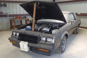 Barn Find: 'As New' 49-Mile Buick Grand National