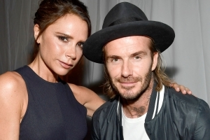 David and Victoria Beckham deny marriage split rumours