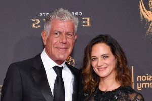 How Anthony Bourdain Became a Leading Ally of the #MeToo Movement Through Asia Argento