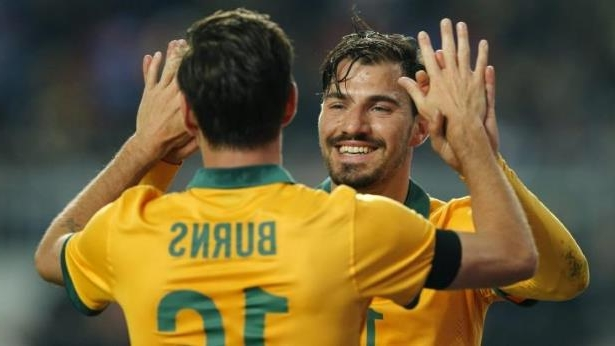 James Troisi (L) and Nathan Burns' absence from the Socceroos squad is symptomatic of the fates of many former key players, particularly Troisi.
