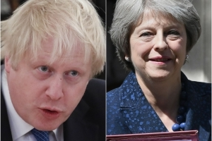 PM has 'full confidence' in Johnson despite leaked tape on Brexit strategy