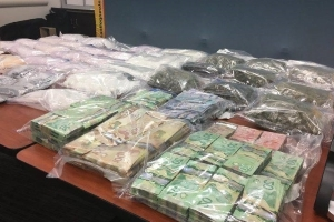 Police seize 4,400 fentanyl pills, 21 kg of meth in one of biggest drug busts in Saskatoon