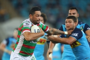Souths pip Titans for 6th-straight NRL win