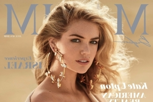 Supermodel Kate Upton is No. 1 on 'Maxim' Hot 100 list, besting Jenners, Hadids and Trumps