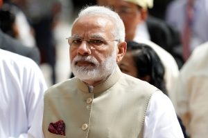 Congress reaction to news about Modi assassination plot wicked: BJP