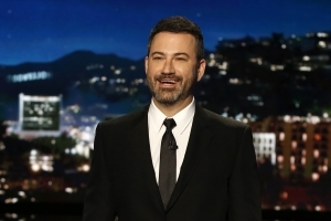 Jimmy Kimmel Jokes About George Clooney's Greatest Prank Ever — Which Involved 'Roseanne'