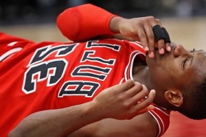 Report: Bulls unimpressed with Dunn's work habits this summer