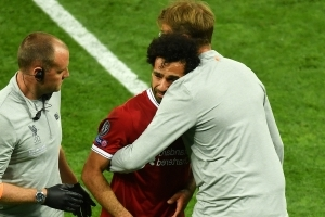 Salah: Leaving Champions League final worst moment of my career
