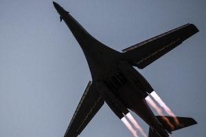 US Air Force temporarily grounds all B-1 bombers for safety reasons