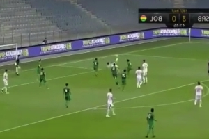 Watch Serbia's soccer team perform one of the coolest goals you'll ever see.