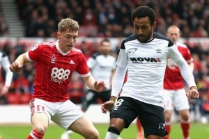 Newcastle looking at Nottingham Forest star