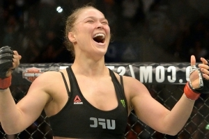 Rousey to be inducted into UFC Hall of Fame