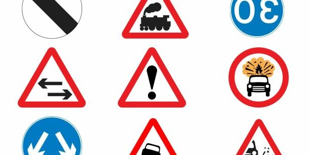 25 of the most confusing road signs in the UK: A recent survey by Kwik Fit revealed that one in five road signs is a mystery to the average driver.It also found that while 79% of people know UK road sign meanings, two in five are so baffled that it's lead to problems on the road.The most common mistakes due to misinterpreting road signs are breaking the speed limit (16%), braking suddenly (15%) and having to slow down, causing traffic to build up (9%).You're about to see 25 of the trickiest everyday warning and information signs. The question is, do you know what they mean?And remember this – in order to keep our roads safe, knowledge of traffic signs is essential. Not just for new drivers needing to pass their theory test, but for all road users, including experienced professional drivers.