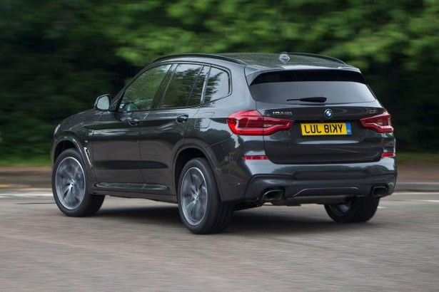 BMW X3 M40i 2018 UK review
