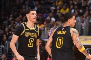 Lonzo Ball drops Kyle Kuzma diss track in Lakers Troll Wars
