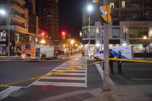 Matthew Staikos, CEO of a successful technology company, was shot to death in Yorkville on May 29. There is no part of Toronto that hasn't experienced violence or the jolt of murder.