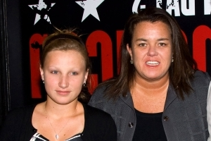 Rosie O'Donnell and her estranged daughter have 'reconnected'