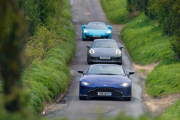 The new Vantage looks and sounds the part, but involves the driver terrifically too