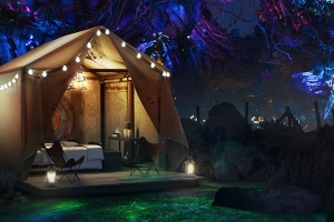 Disney Is Giving Away a Glamping Vacation Inside One of Its Parks