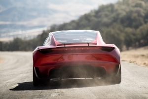 Elon Musk is 100 percent serious about Roadster thrusters