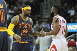 LeBron James reportedly says he doesn't like Houston as a city